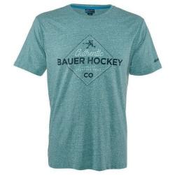 T-Shirt Bauer Vintage Authentic