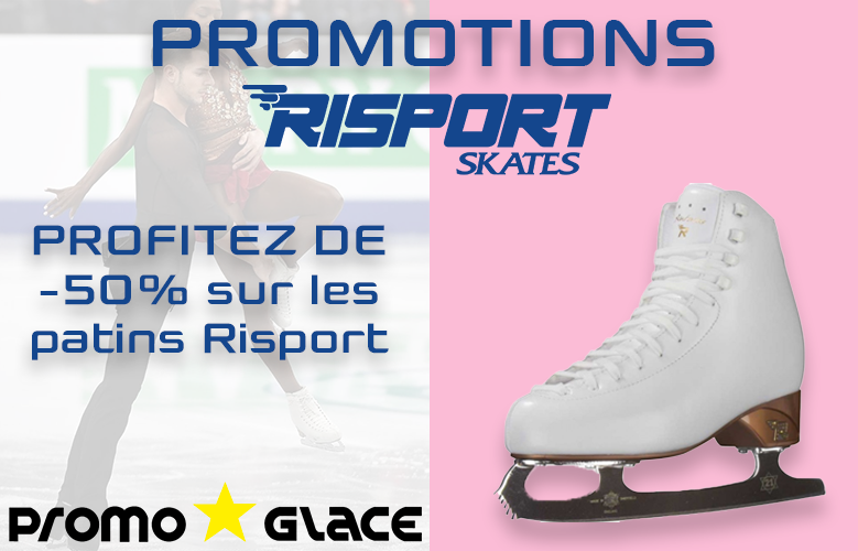Promotions Patins Risport- Promoglace Patinage