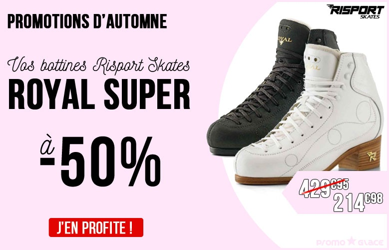 Promotions Risport Royal Super - Promoglace Patinage