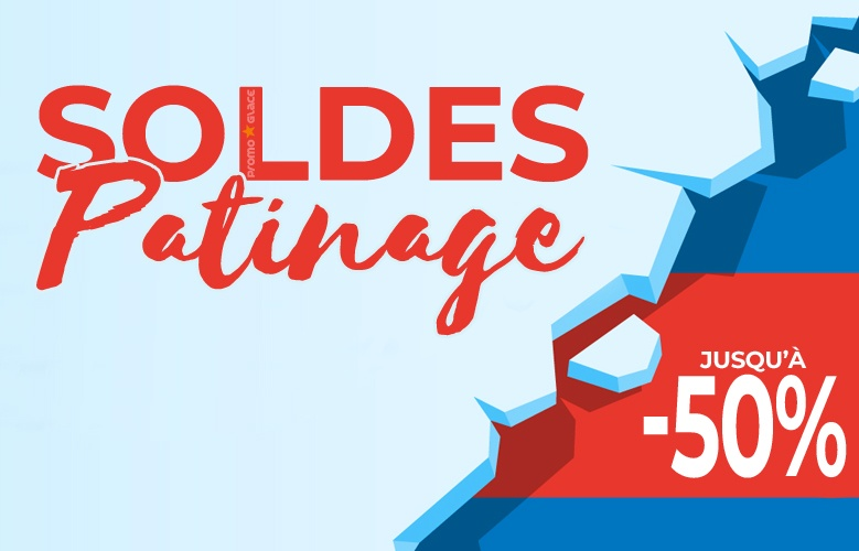 Soldes Patinage - Promoglace Patinage