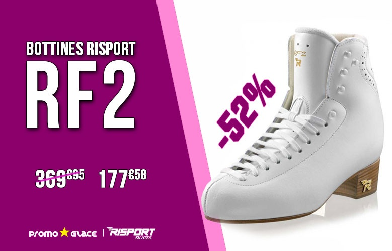 Bottines Risport Skates RF2 - Promoglace Patinage