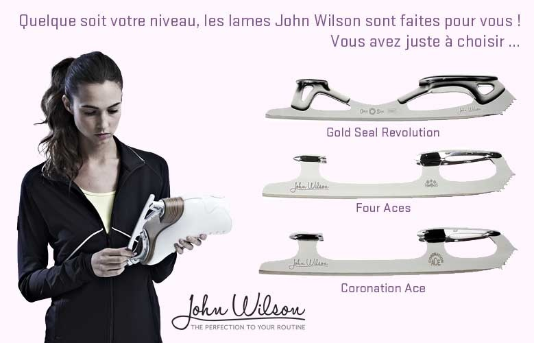 John Wilson Blades